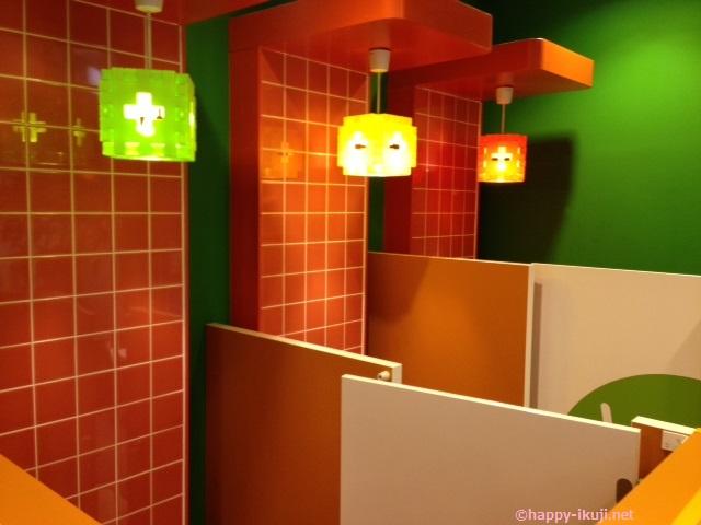 商業施設のトイレ