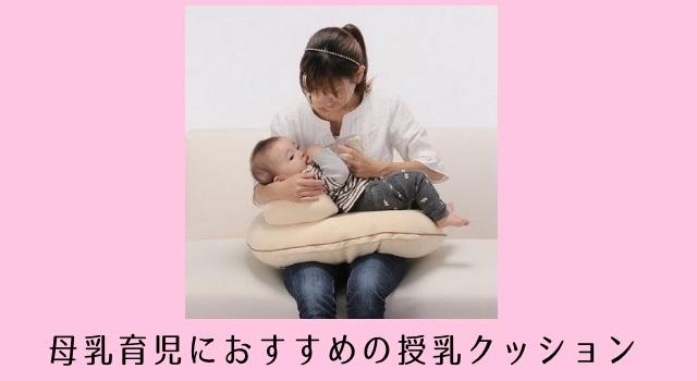 授乳クッションは母乳育児のトラブル予防にマストバイ!育児中のママが薦める授乳クッション