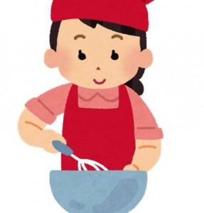 女子ども8料理