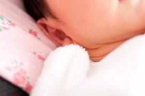 赤ちゃん耳