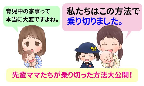 抱っこしないと泣く生後2ヶ月!置くと泣き出す赤ちゃんと家事をする方法6選